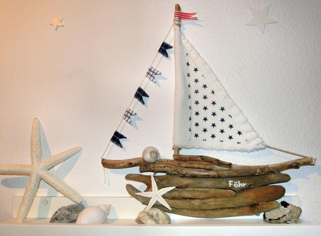 Treibholzschiffchen