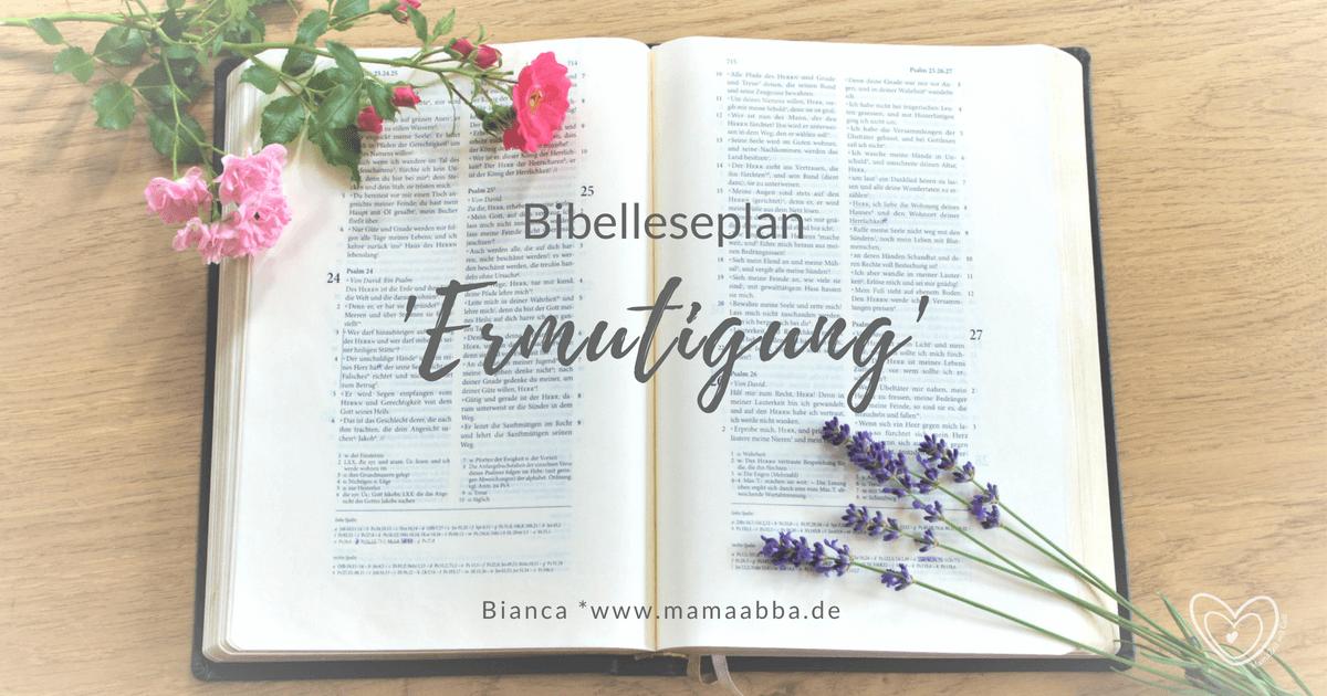 Bibelleseplan Zum Buch Anker Im Sturm Mamaabba