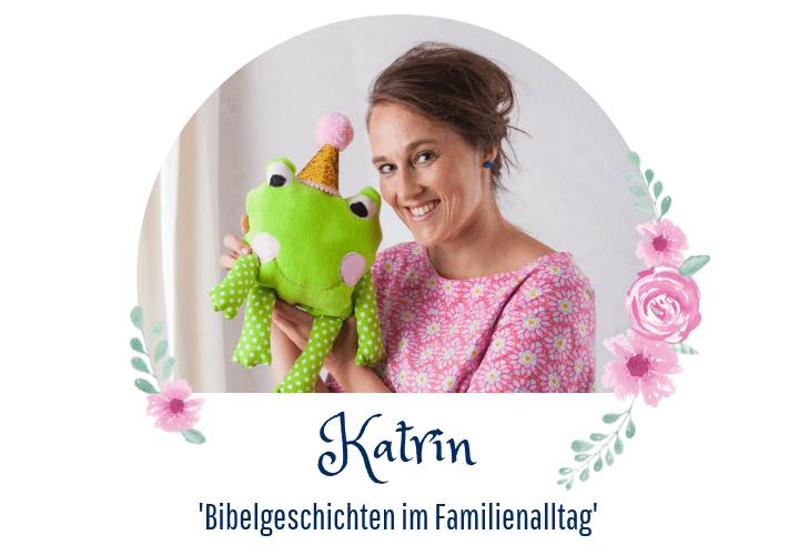 Katrin -'Bibelgeschichten im Familienalltag'