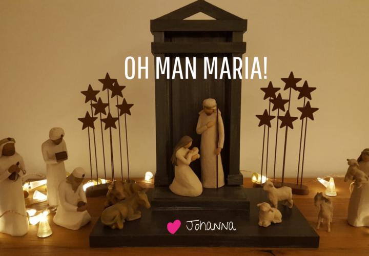 maria jesus weihnachten
