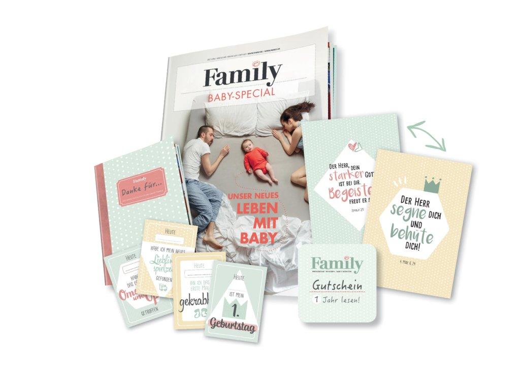 Family Baby Paket